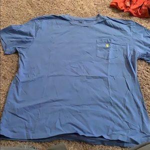 Short sleeve Ralph Lauren Crew Neck w Pocket